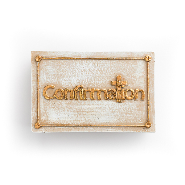Confirmation Jewel Box