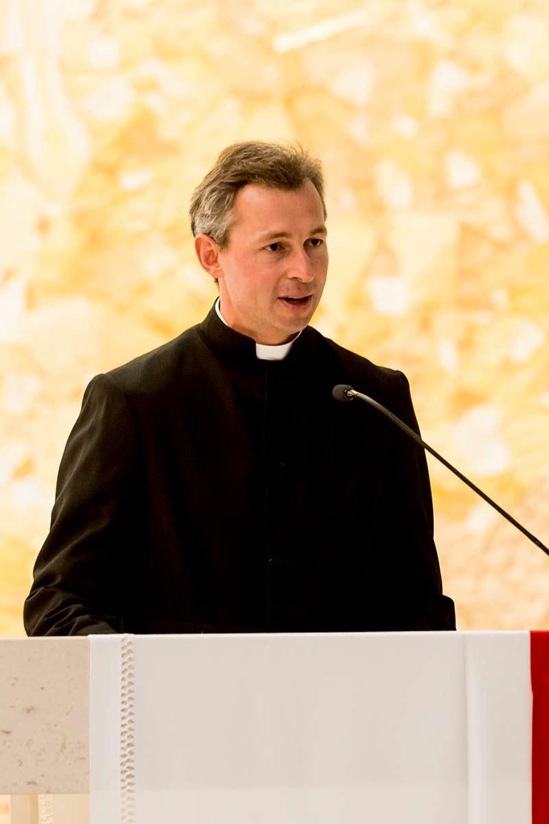 Fr Martin Barta's Message - Mirror 8 2020