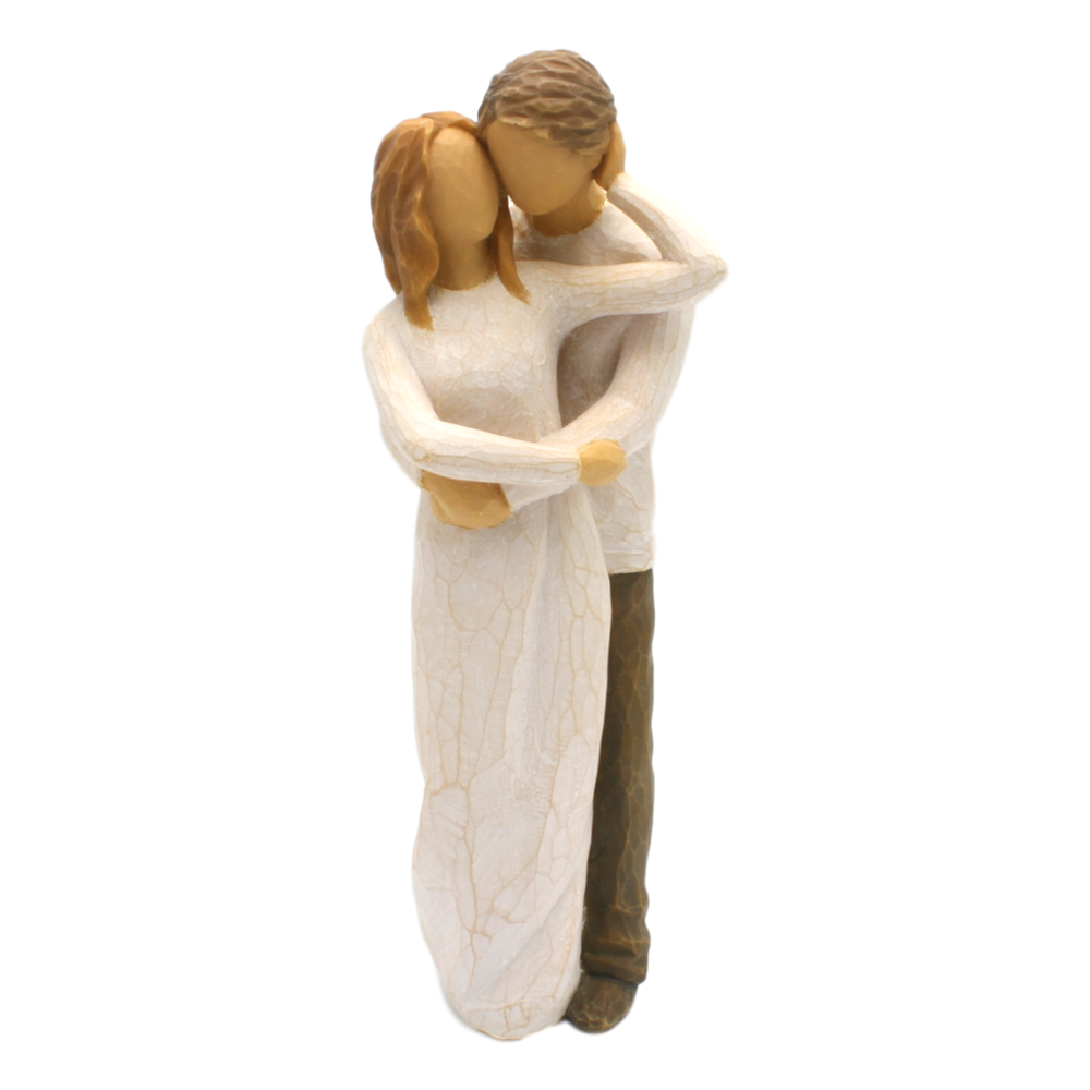 Willow Tree Together Statue