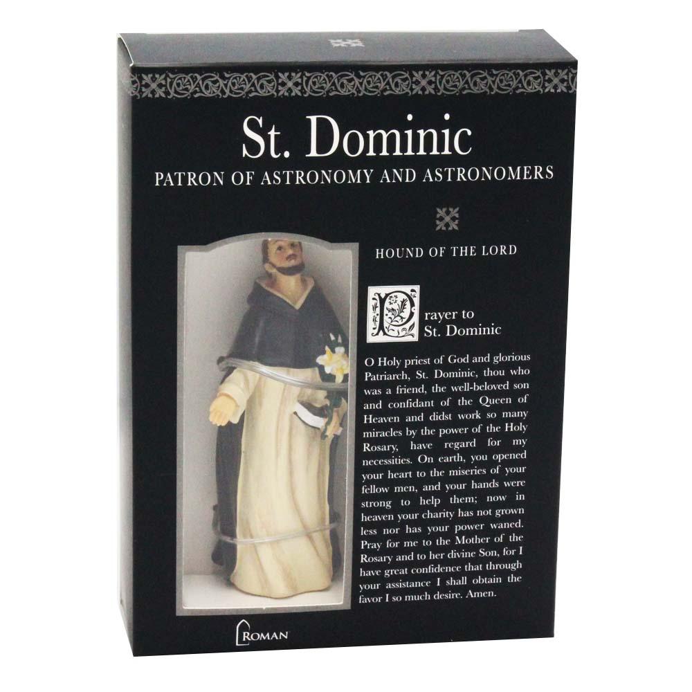 Saint Dominic Statue (Patrons & Protectors)