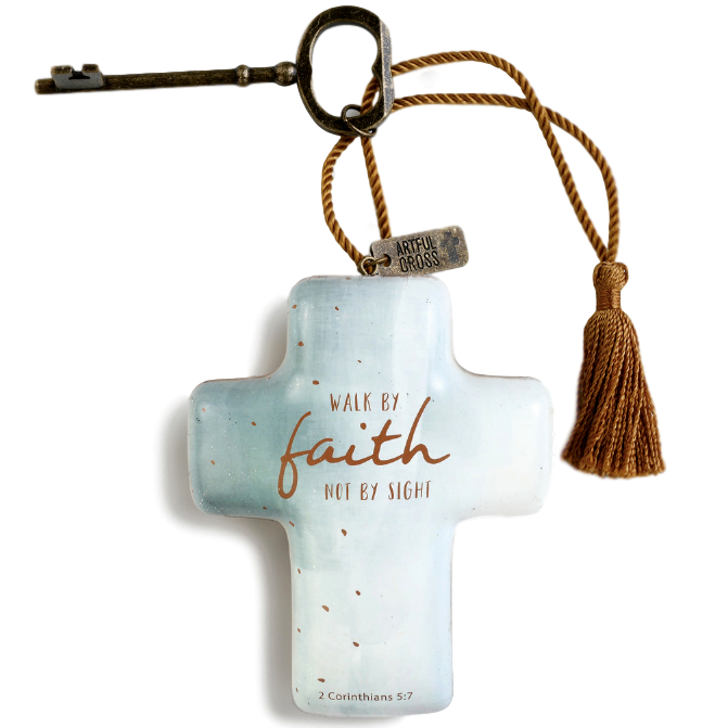 Artful Cross 'Walk by Faith'