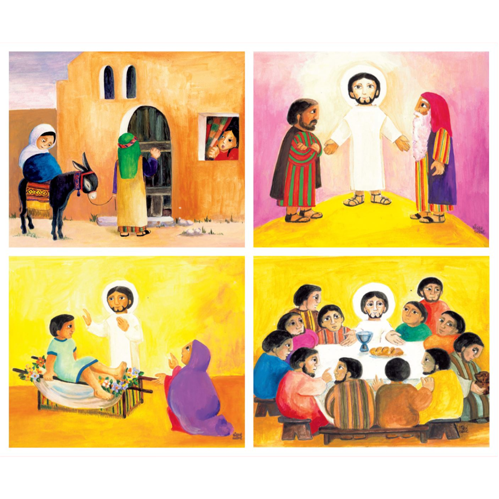 Child's Bible Poster Series