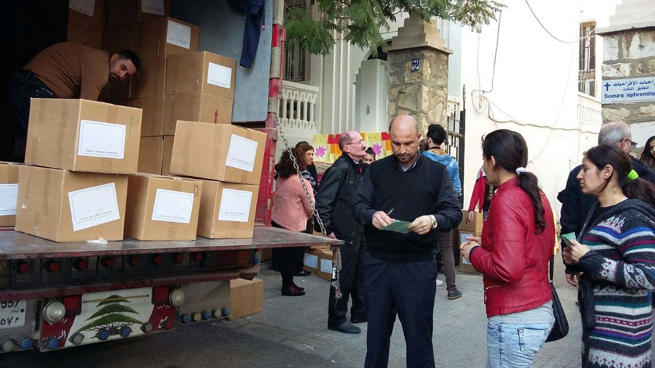 Christians in Lebanon can count on help from ACN