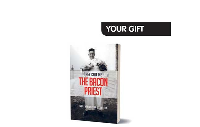 They Call me the Bacon Priest