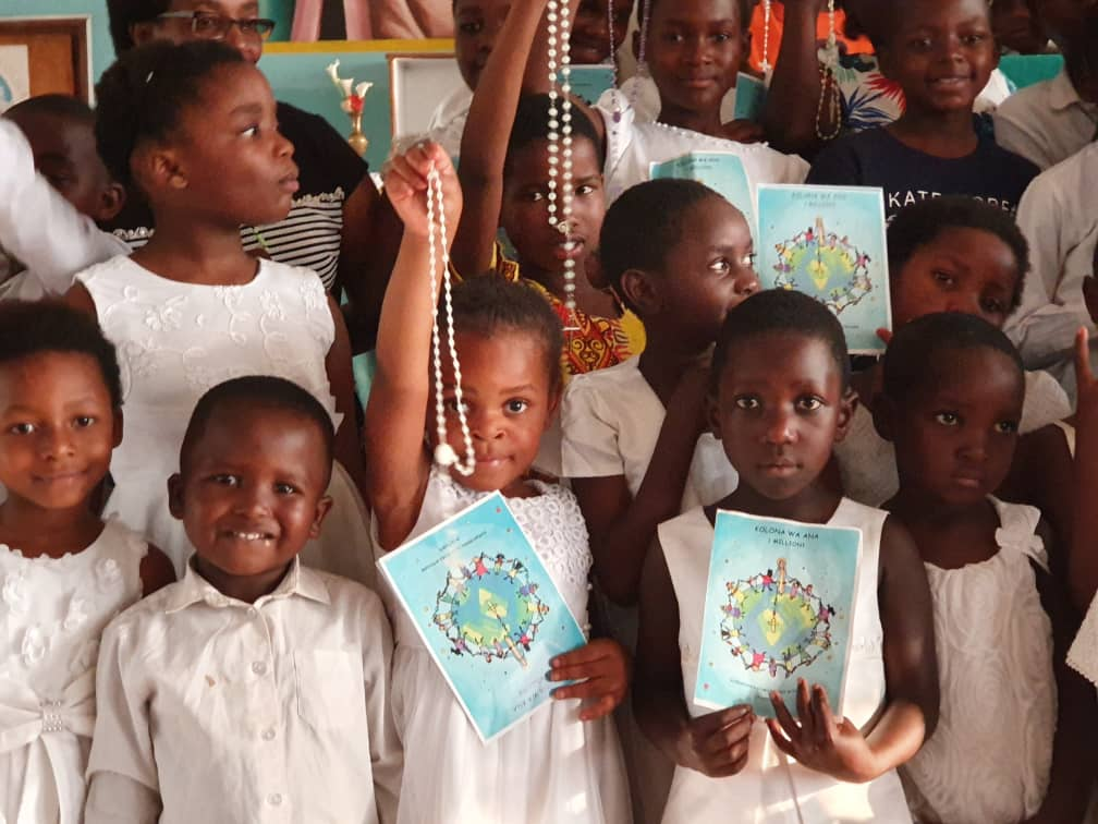 One million children praying the Rosary can change the world