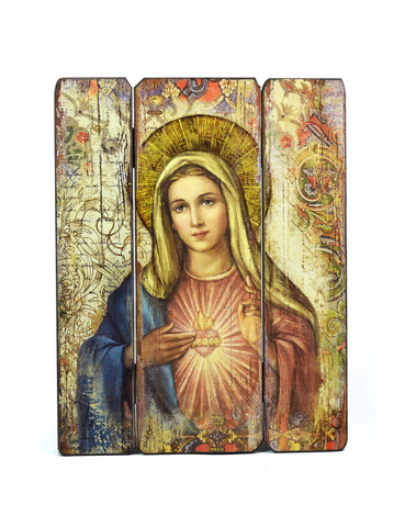 Immaculate Heart Panel