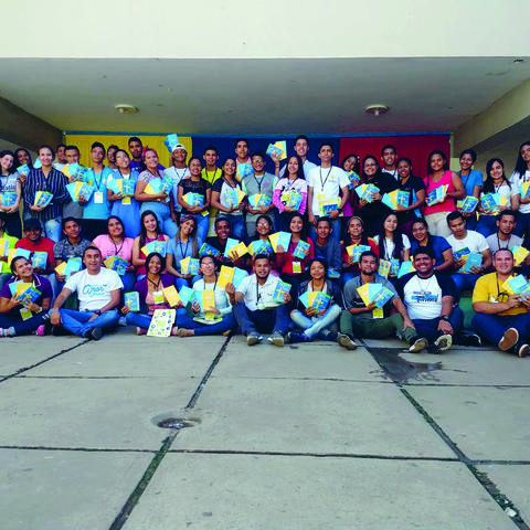 Venezuela: Strengthening the young