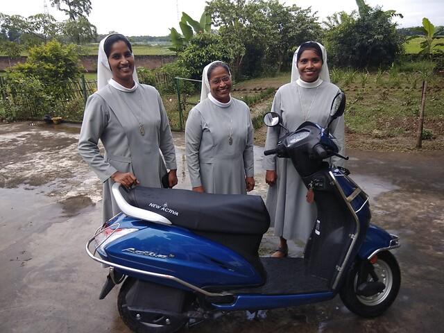 Transport for pastoral care