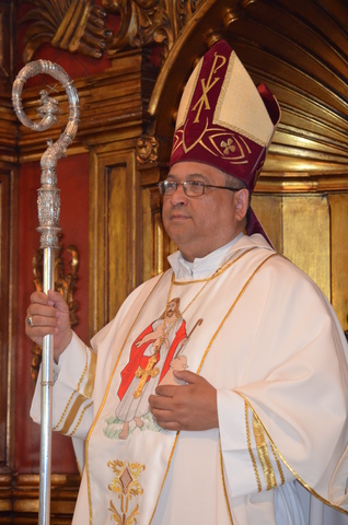 "Bishop Oswaldo Azuaje's last plea: ""Peace And justice for Venezuela"""