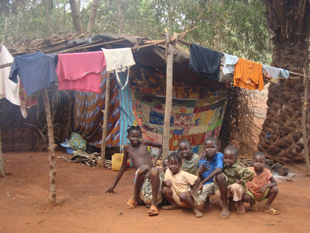 The Central African Republic – a country surrendered to the mercy of looters and mercenaries