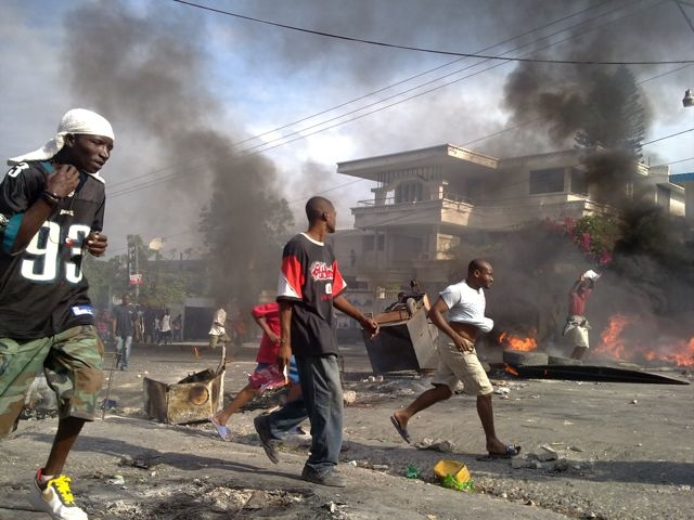 Haiti: Bishops warn of catastrophe