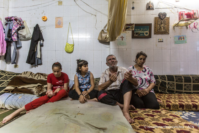 """Syria: """"The sanctions have no result other than making people suffer and become poor and miserable"""""""