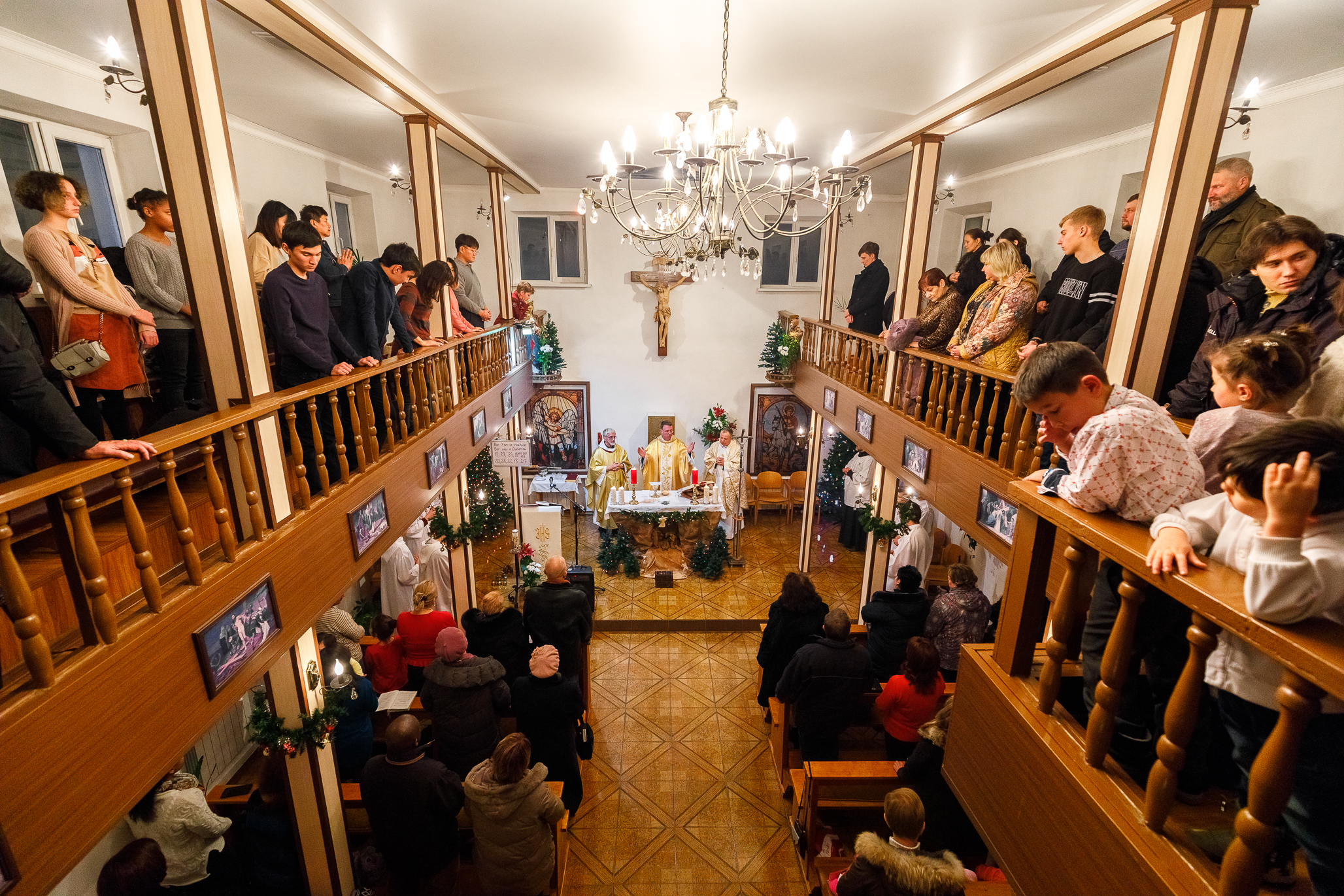 Kyrgyzstan – small Catholic communities between high mountains