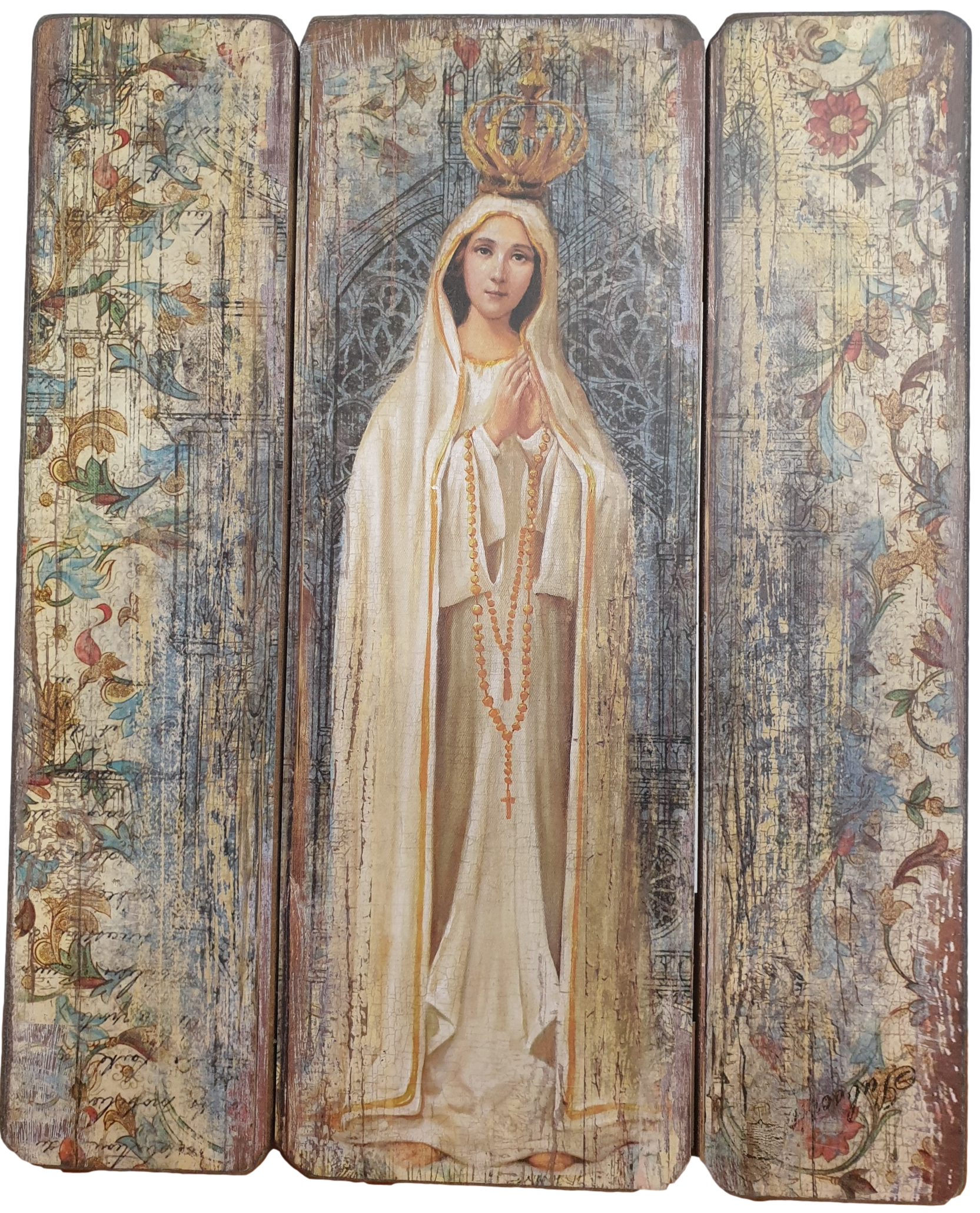 Our Lady of Fatima Panel