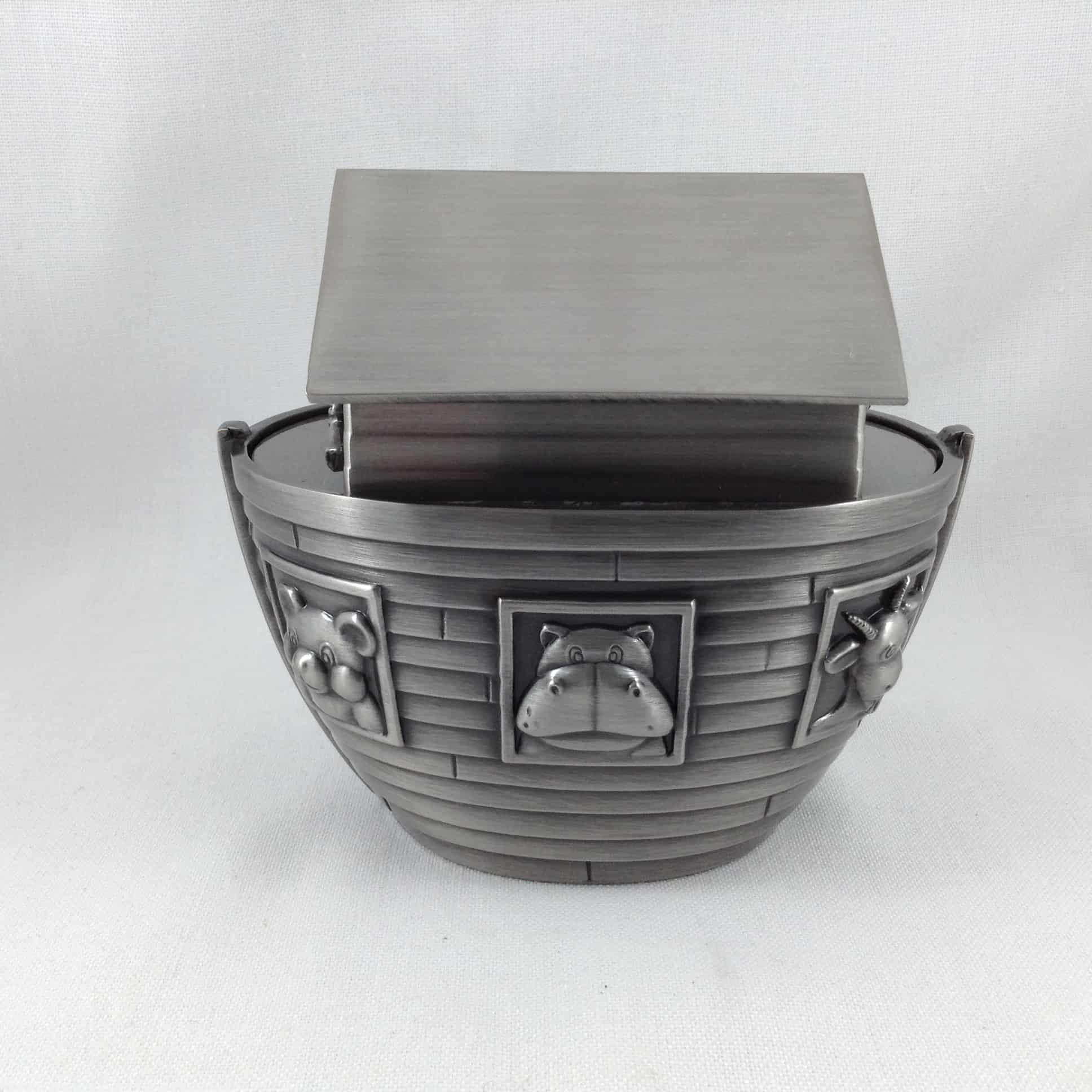 Noah's Ark Money Box