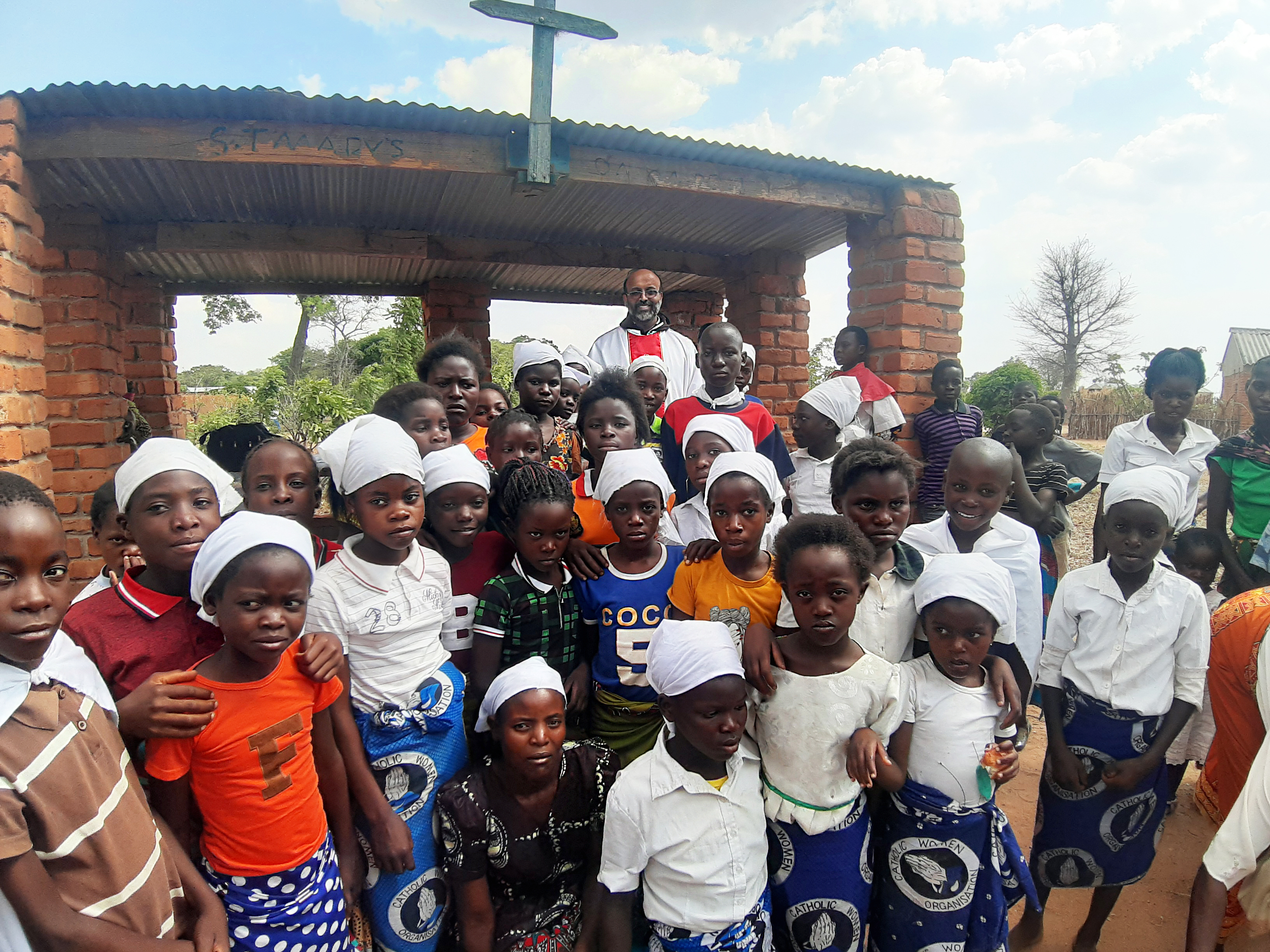 The seed of Thomas the Apostle bears fruit: missionaries from India serve in Africa