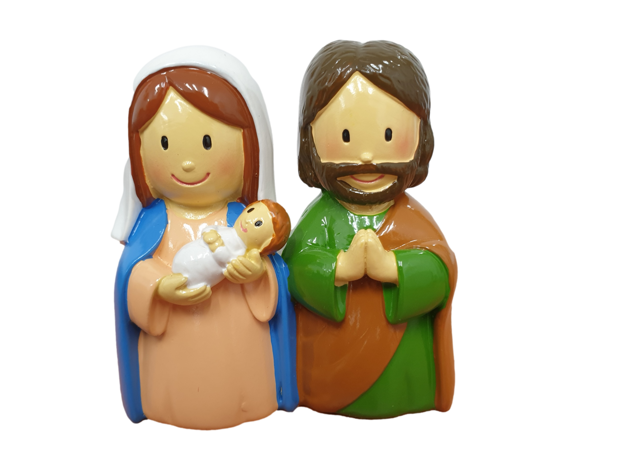 Holy Family Statue (Little Patrons)