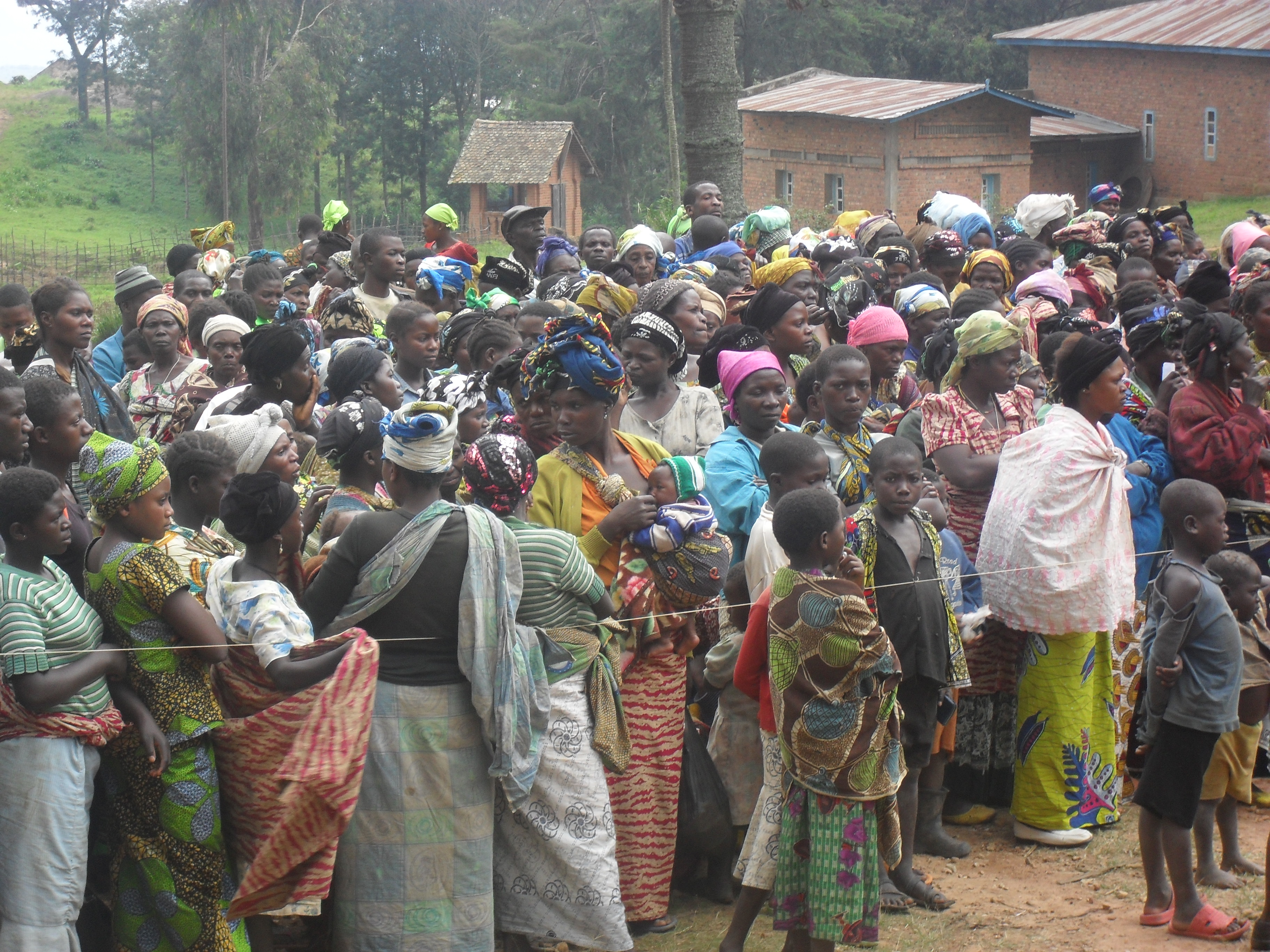 """Democratic Republic of the Congo: """"We are in a state of utter misery"""""""
