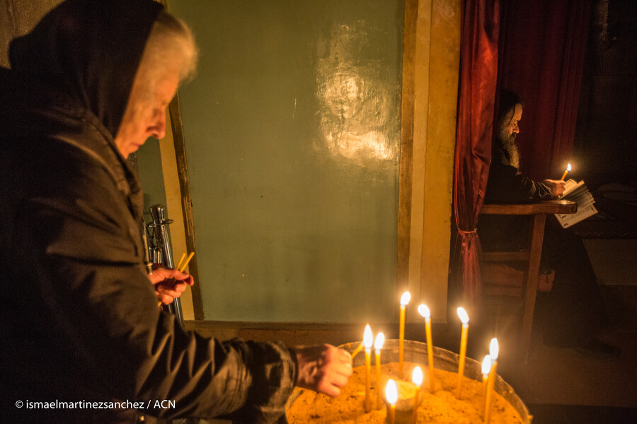 Aid to the Church in Need follows the call to prayer for peace and justice in the Holy Land