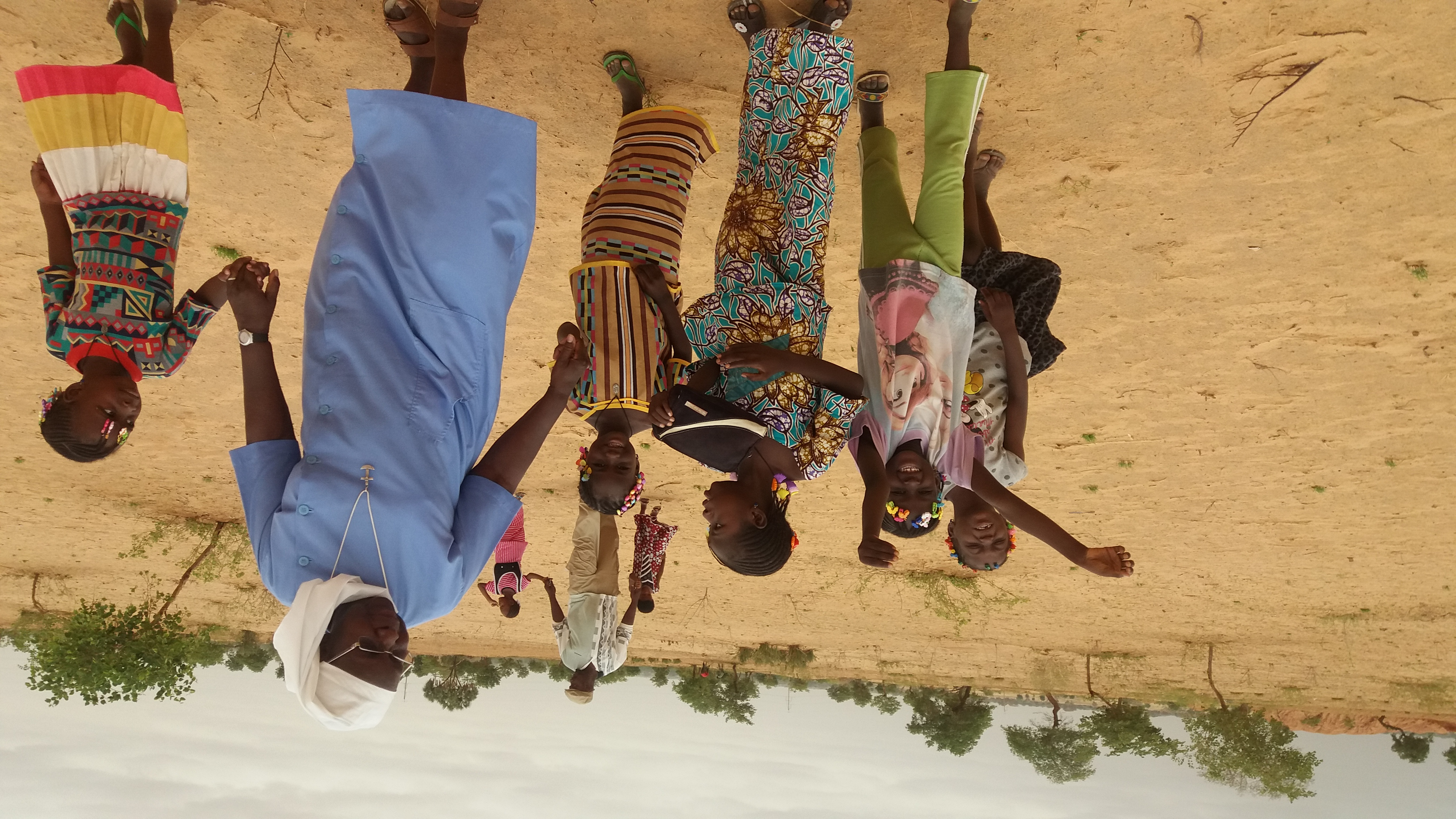 Catholic nun in Niger dies - she gave her life for the poor of the poorest