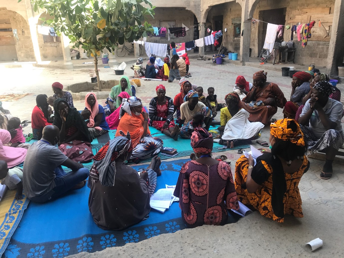 ACN: Aid for the victims of Boko Haram