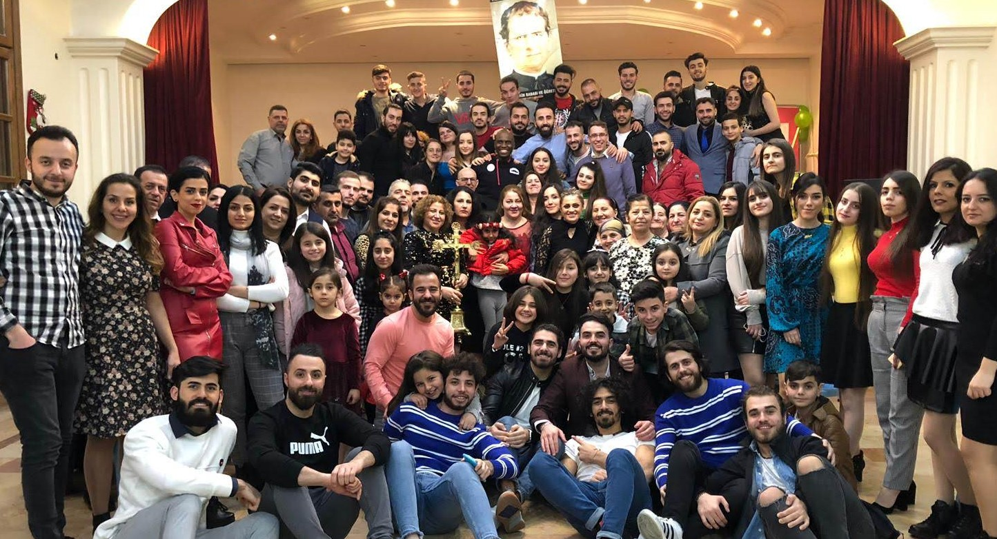 """""""Kolay gelsin """" – the work of the Salesians in Istanbul"""