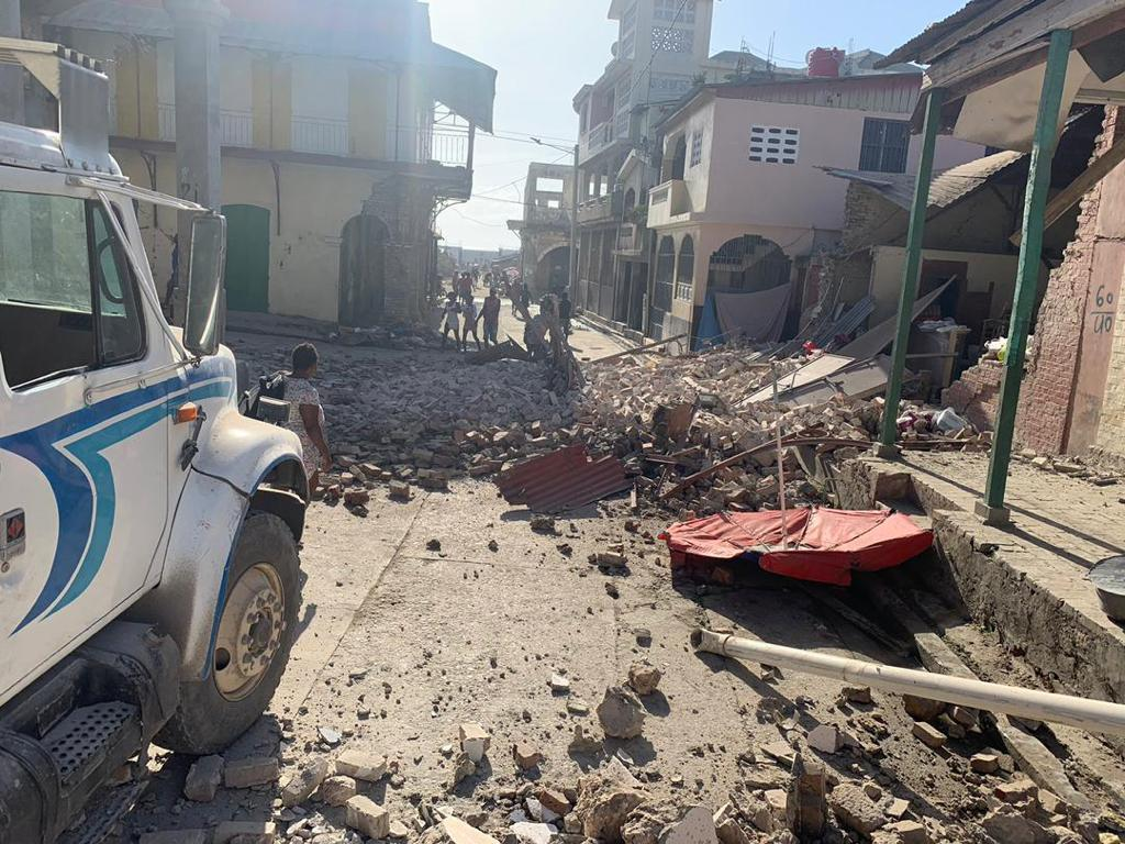 ACN promises $800,000 AUD in emergency aid for Haiti, following the earthquake