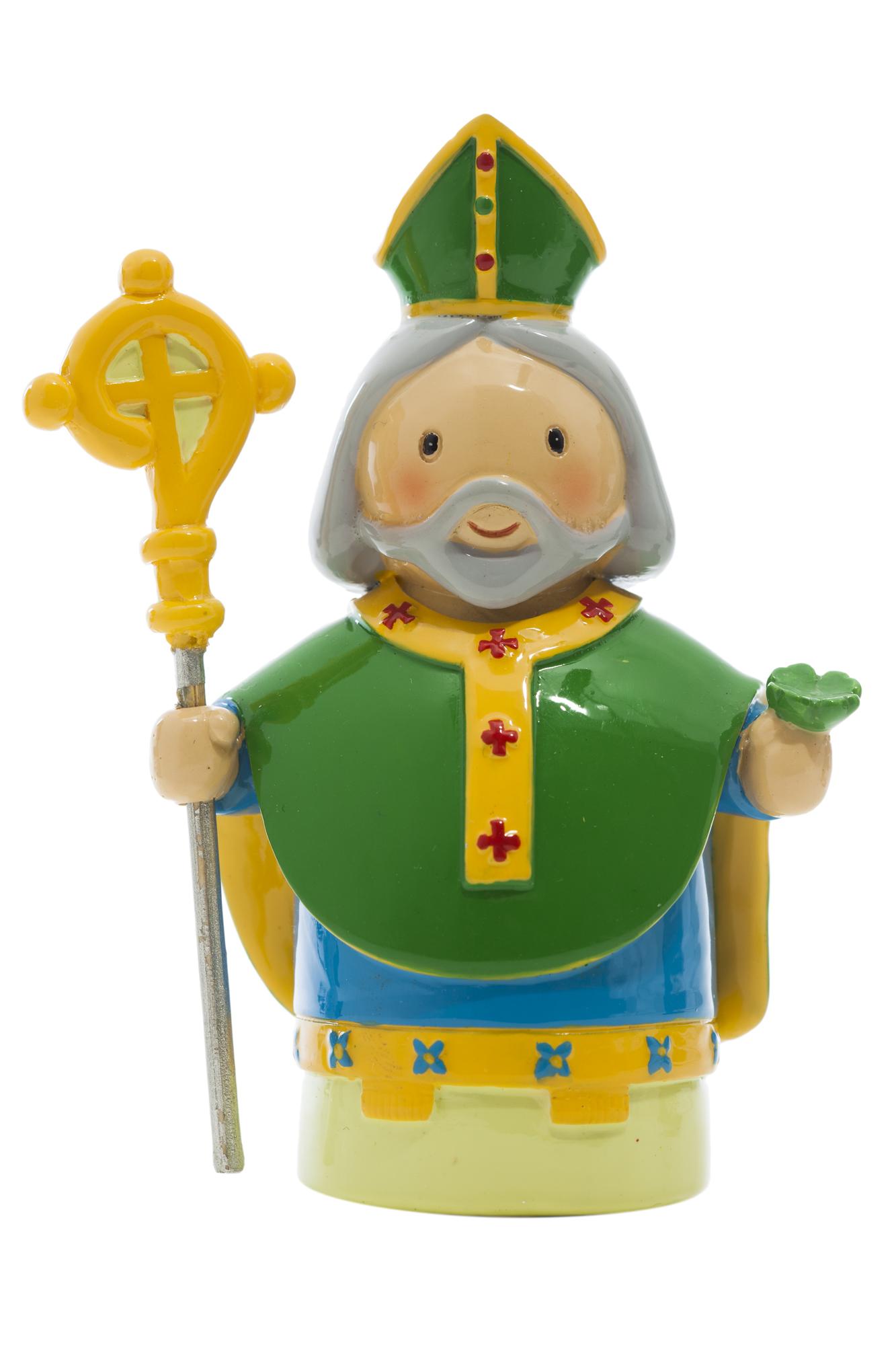 St Patrick Statue (Little Drops)