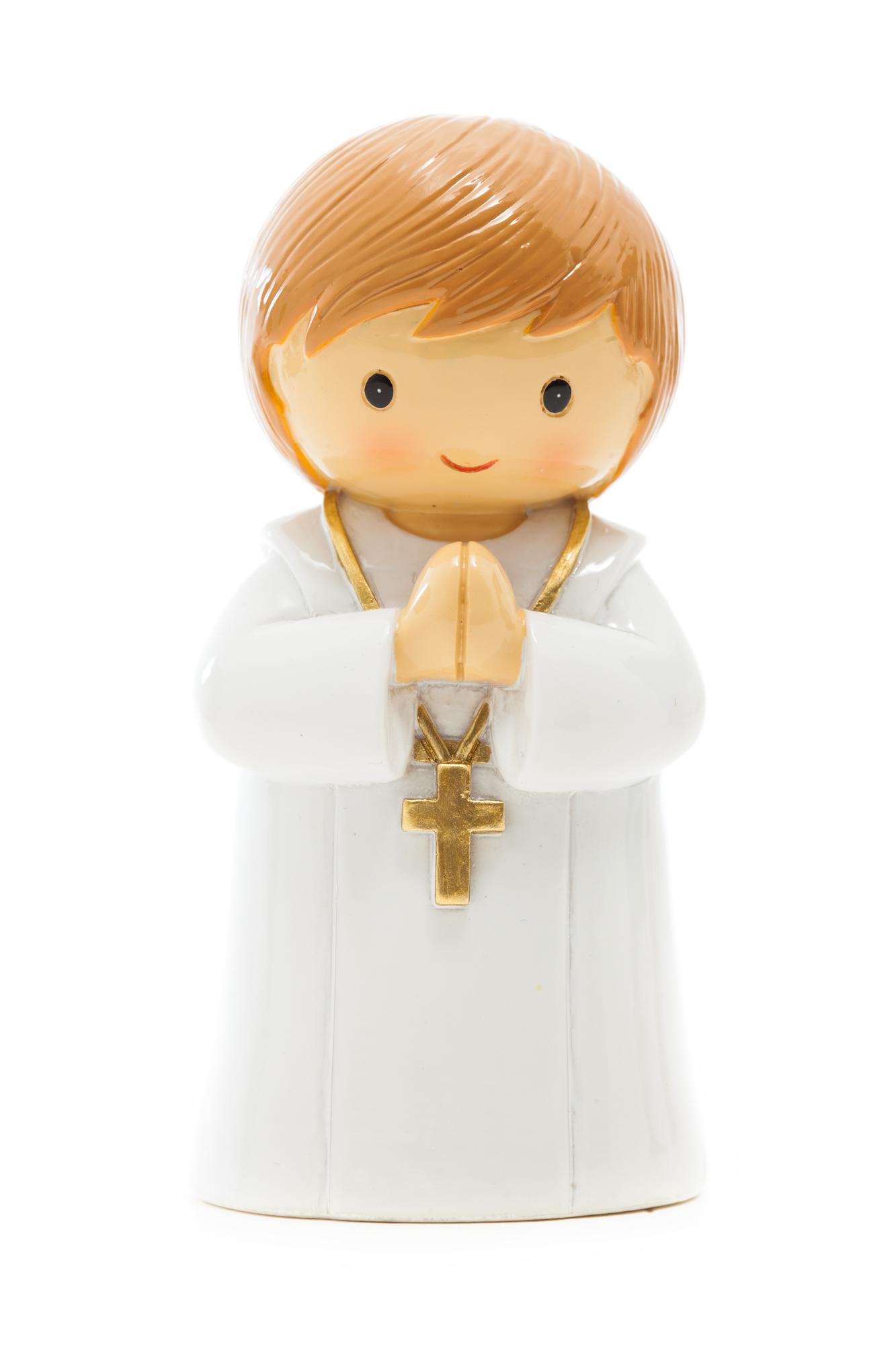 Choir Boy Statue (Little Drops)