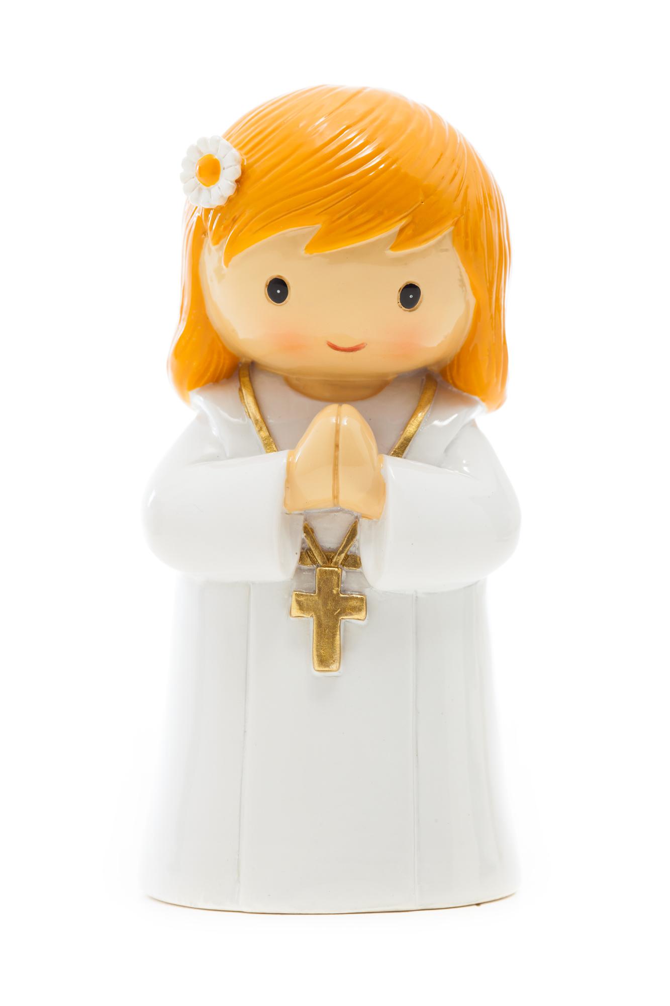 Choir Girl Statue (Little Drops)