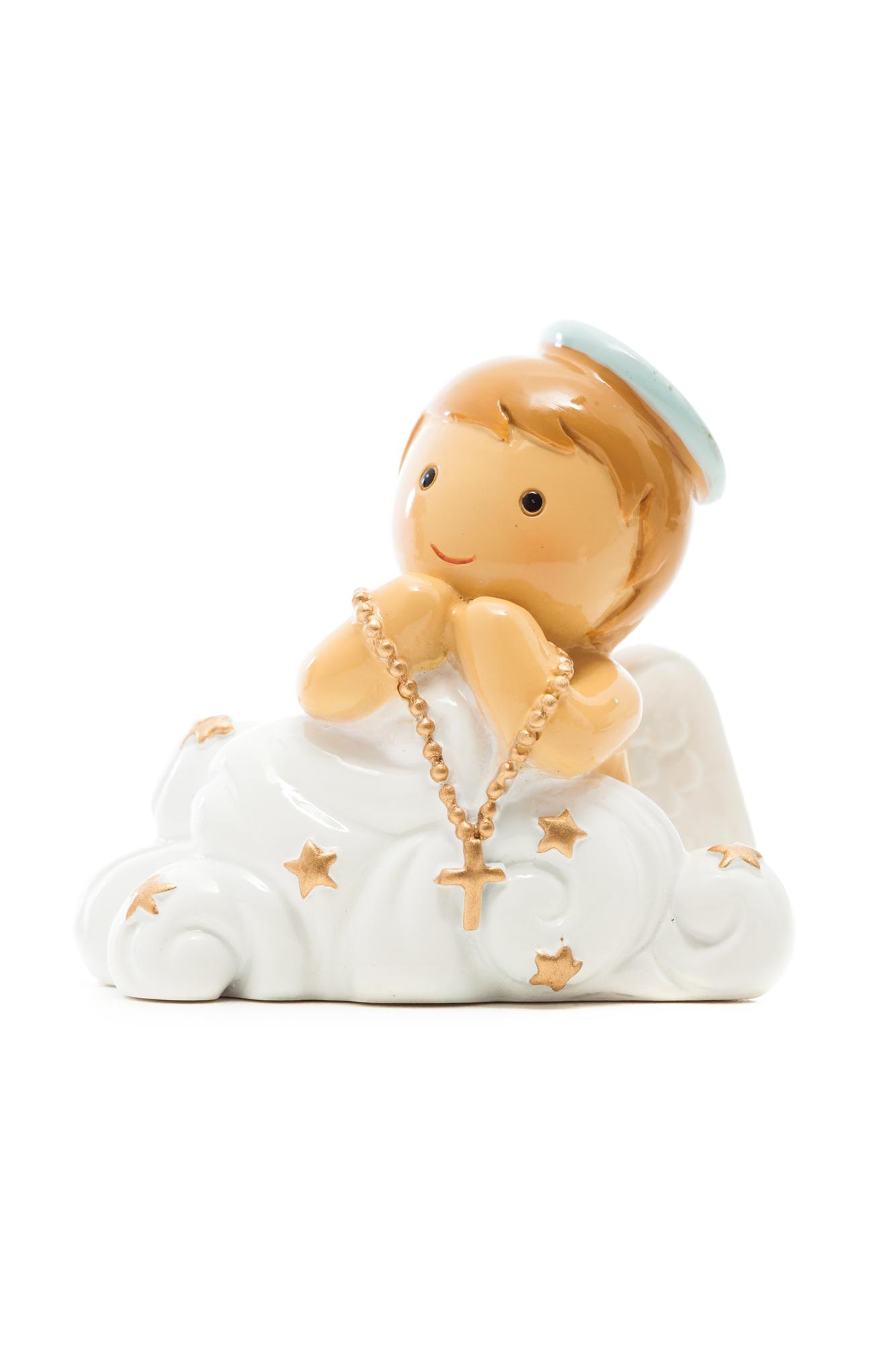 Baby Boy Praying Statue (Little Drops)