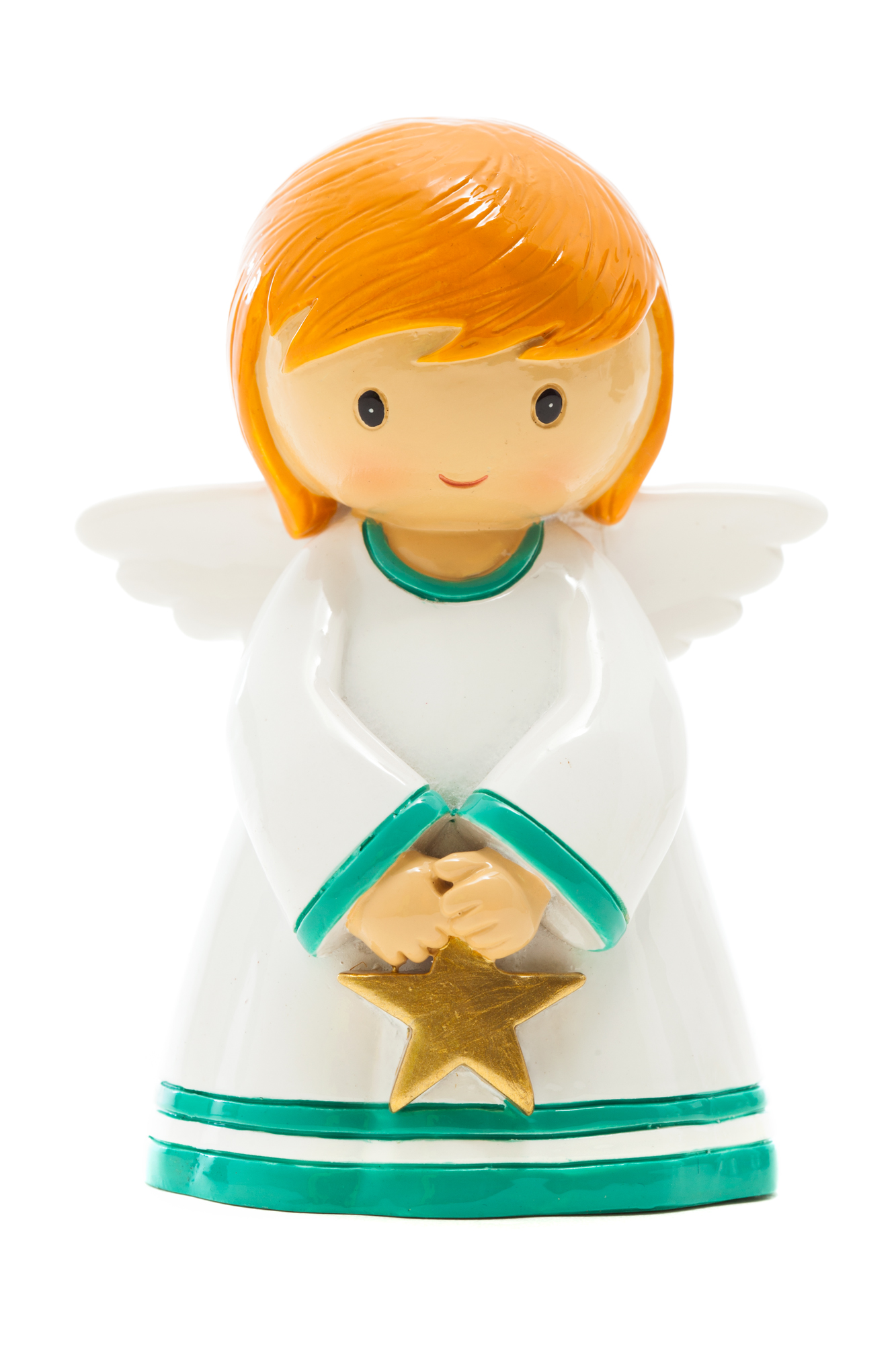 Angel with Star Statue (Little Drops)