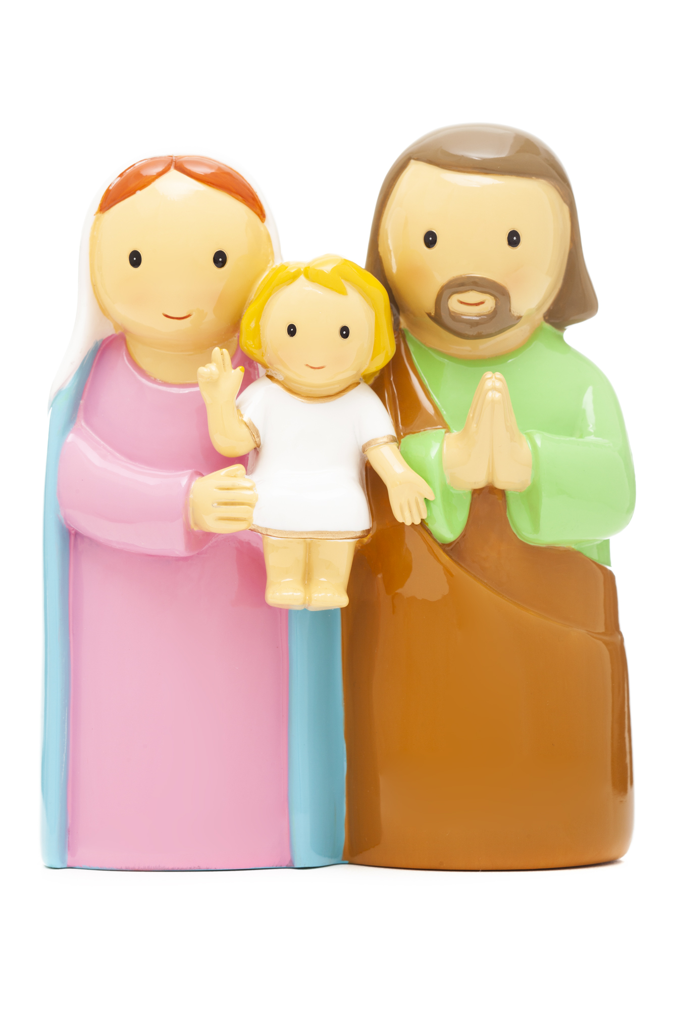 Holy Family Statue (Little Drops)
