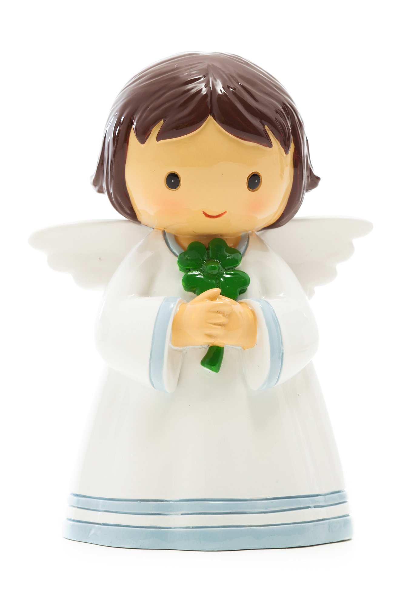 Angel with Clover Statue (Little Drops)
