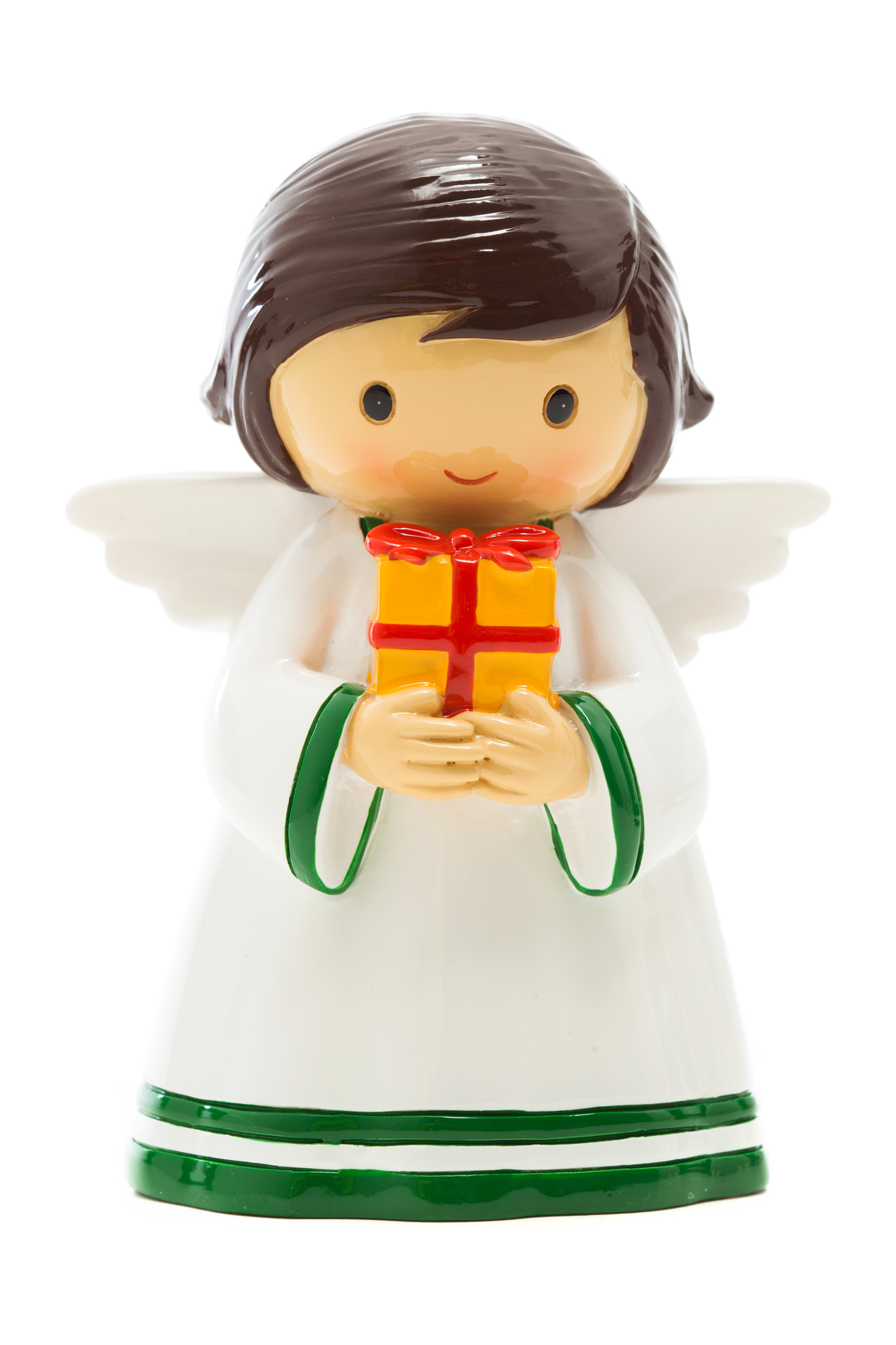 Angel with Gift Statue (Little Drops)
