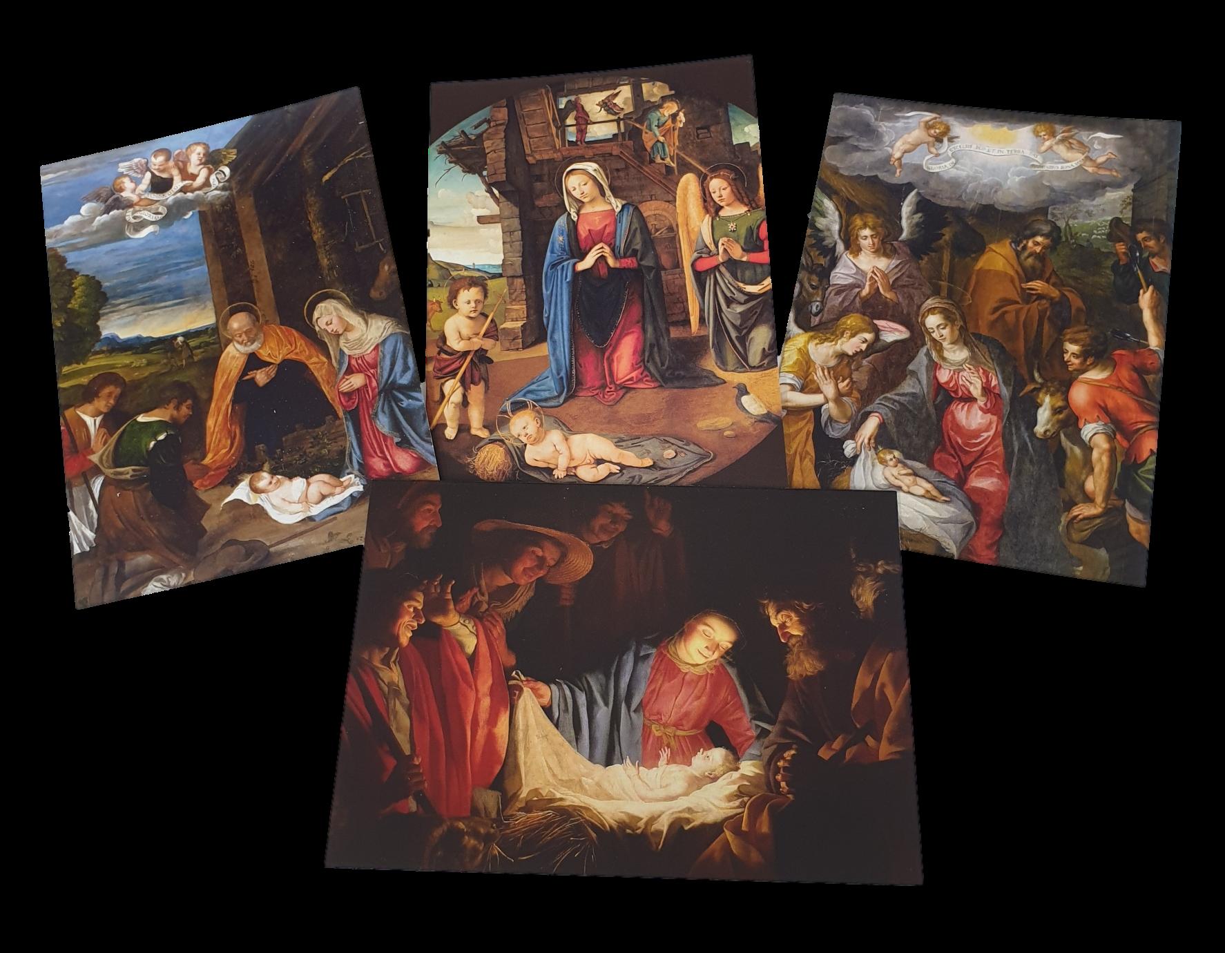 Christmas Cards (Traditional)