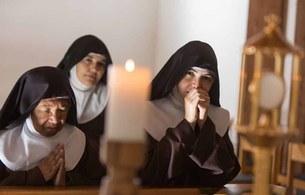 Existence help for religious sisters