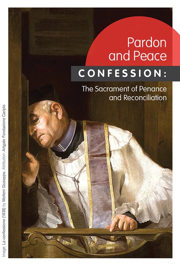 Confession Card