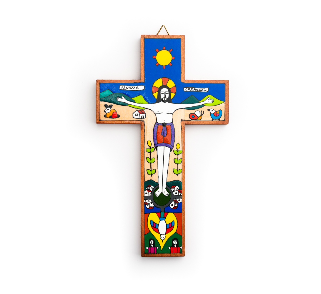 El Salvador New Creation Cross