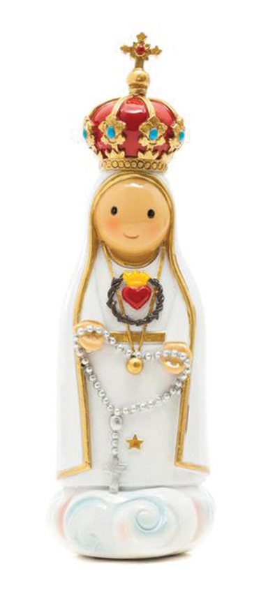 Immaculate Heart of Fatima statue