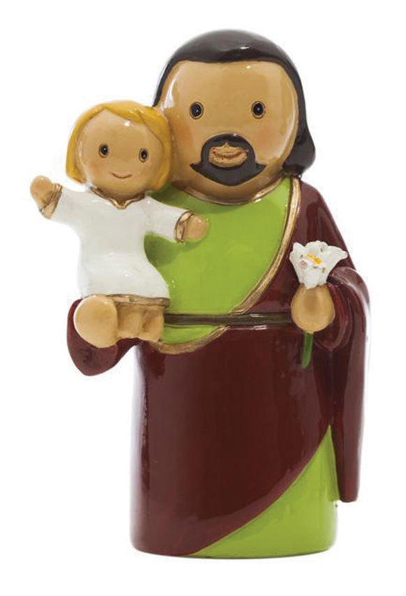 Saint Joseph Statue (Little Drops)