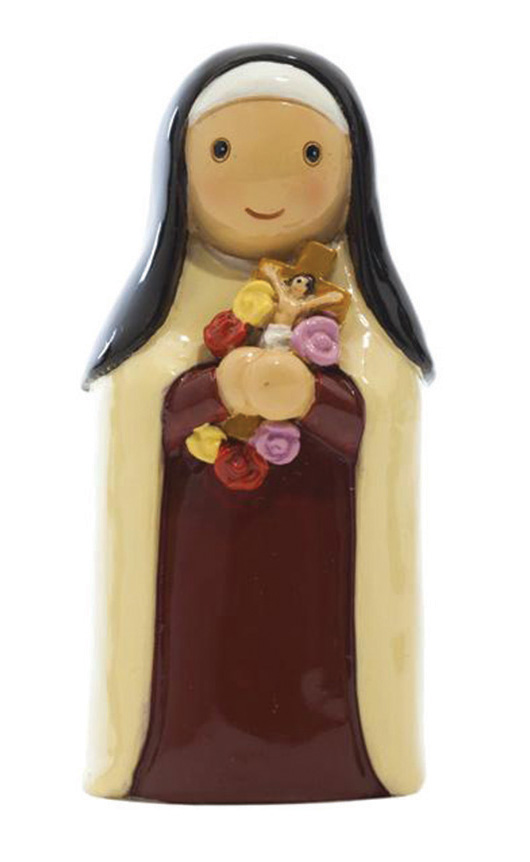 Saint Therese Statue (Little Drops)